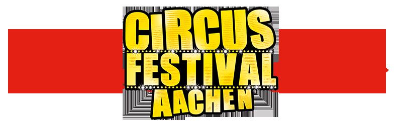 Das Logo vom Circus Festival Aachen