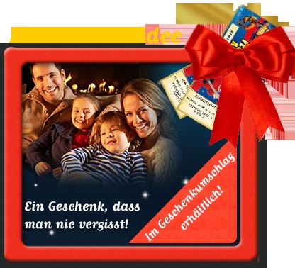 Unser Tipp: Verschenken Sie ein Ticket für das Weihnachtscircus-Festival in Aachen!